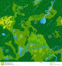 Terrain Map Seamless Terrain Texture Map Stock Illustration Image 53950033