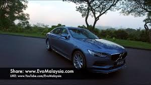 volvo com evo malaysia com 2017 volvo s90 t5 full in depth review by bobby