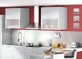cuisine facade verre facade cuisine brico depot faaade cadre aluminium verre blanc