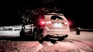 jeep snow 2017 jeep grand cherokee trailhawk review luxury yacht for all