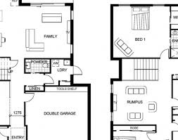 floor plan free floor enchanting modern house plans free modern house plans