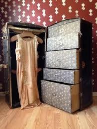 beautiful travel trunks t119 wardrobe trunk history steamer trunks pinterest