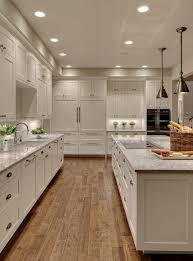 recessed lighting in kitchens ideas modern kitchen ideas white shaker style cabinets granite countertops