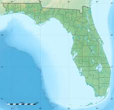Cape Coral Florida Map File Usa Florida Relief Location Map Jpg Wikimedia Commons