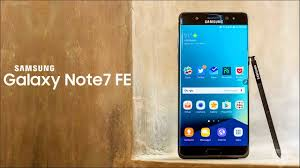 note 7 fan edition the note 7 fan edition releases july 7th droidforums net android