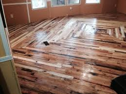 pallet flooring cheaper than wood diy