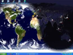 World Time Clock Map by Real Time Clock Wallpaper Real Time Clock Pictures For Windows