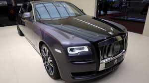 rolls royce black ruby the rolls royce ghost could well just be one of the most expensive