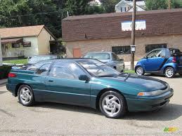 subaru svx blue 1994 emerald green pearl subaru svx lsi awd coupe 32966328 photo