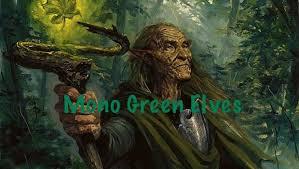 Modern Budget Deck Budget Deck Tech Modern Mono Green Elves Mtg Amino