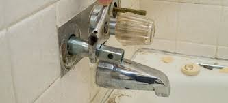 Bathtub Spigot Troubleshooting A Stuck Shower Faucet Diverter Doityourself Com