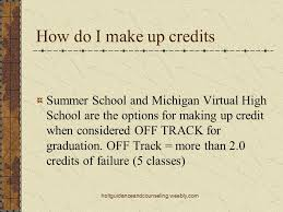 make up classes in michigan 1 holt high school 9 th 10 th grade 2 4 15 parent