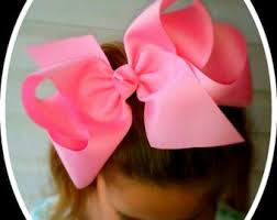 big bows for hair large hair bows etsy