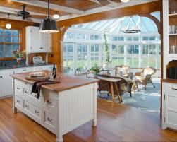 sunroom off kitchen design ideas sunroom kitchen houzz designs