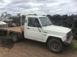 daihatsu rocky offroad daihatsu rocky ute truck u0026 tractor parts u0026 wrecking