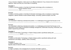 What Is A Objective On A Resume Nobby Design Ideas An Objective For A Resume 12 Fashionable