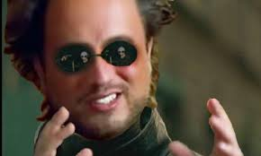 Blank Aliens Meme - matrix aliens memes imgflip