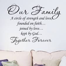 wedding quotes together our family together forever quotes letter pattern design pvc wall