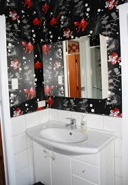 bathroom wallpaper bathroom design ideas 2017