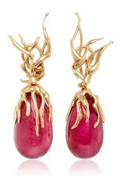 amy amethyst 18ct white gold best 25 tourmaline earrings ideas on pinterest green plus size