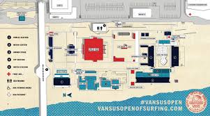 Huntington Floor Plan Event Information Vans Us Open Of Surfing July 23rd To 31st