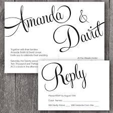 wedding invitations printable wedding invitations free printable design techllc info