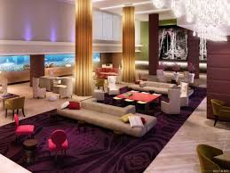 contemporary hotel lobby home design