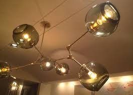 Modern Chandelier Lighting by Branching Bubble Modern Chandelier