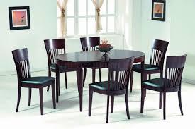modern oval dining tables modern oval dining table brucall com