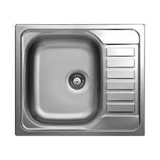 lavello cucina acciaio inox lavello cucina vasca acciaio inox satinato gocciolatoio reversibile