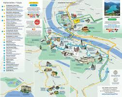 Photo Map Hop On Hop Off Stadtrundfahrt Salzburg Salzburg Sightseeing Tours