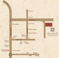 Rit Floor Plans Aatmiya Heritage In Maretha Vadodara Price Location Map Floor
