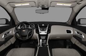 interior of chevy equinox