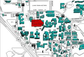 Pierce College Map Cnas Undergraduate Academic Advising Center Contacts