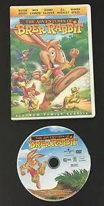 rabbit dvd the adventures of brer rabbit dvd wayne brady wanda sykes animated