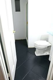 bathroom tile and paint ideas tiles bathroom tile floor with black chalked paint coverage