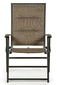 Outdoor Sling Chairs Garden Oasis Harrison Matching Folding Padded Sling Chair Limited