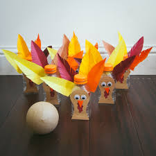 family games to play at thanksgiving turkey bowling by kiwico get steam u0026 stem projects