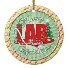 chemistry lab tree decorations ornaments zazzle au