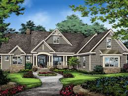 One Story Farmhouse by Home Design 27 Single Story Farmhouse Plans Wrap Around Porch
