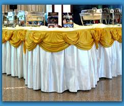 Table Skirts Table Skirting Duta Anugrah
