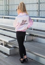 Pink Ladies Halloween Costumes Child Grease Pink Ladies Jacket