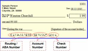 free check cheque generator