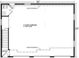 park 3 car garage plans