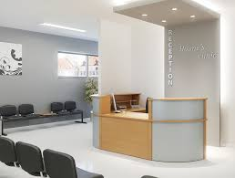 Modular Reception Desks Ashford Reception Desk Riser In Beech