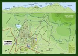 Kirstenbosch National Botanical Gardens by Kirstenbosch National Botanical Garden Maps Sanbi
