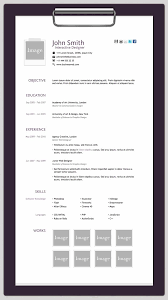 Classy Resume Templates Html Resume Templates