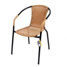 Aluminium Bistro Chairs Yellow Rattan Garden Chair Aluminium Bistro Chairs Co Uk