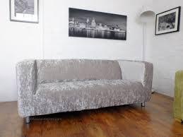 Ikea Solsta Sofa Bed Slip by Slip Cover For The Ikea Klippan 4 Seat Sofa Luxury Shimmer