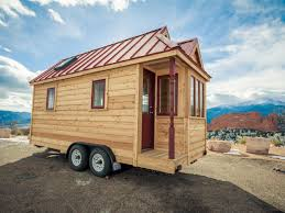 Tiny Mobile Homes For Sale by Tiny House Big Living These Itsy Bitsy Homes Are Feature Packed